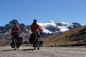 Vélo, cordillère blanche, cyclotourisme, pérou
