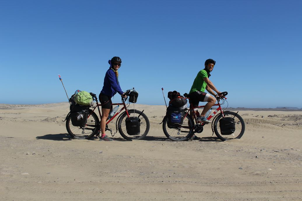 Les régions arides du Nord du Chili