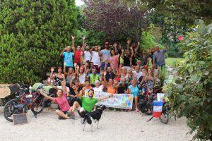 bombheros france vélo cyclotourisme