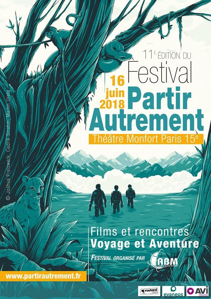 <center>Festival Partir Autrement</center>