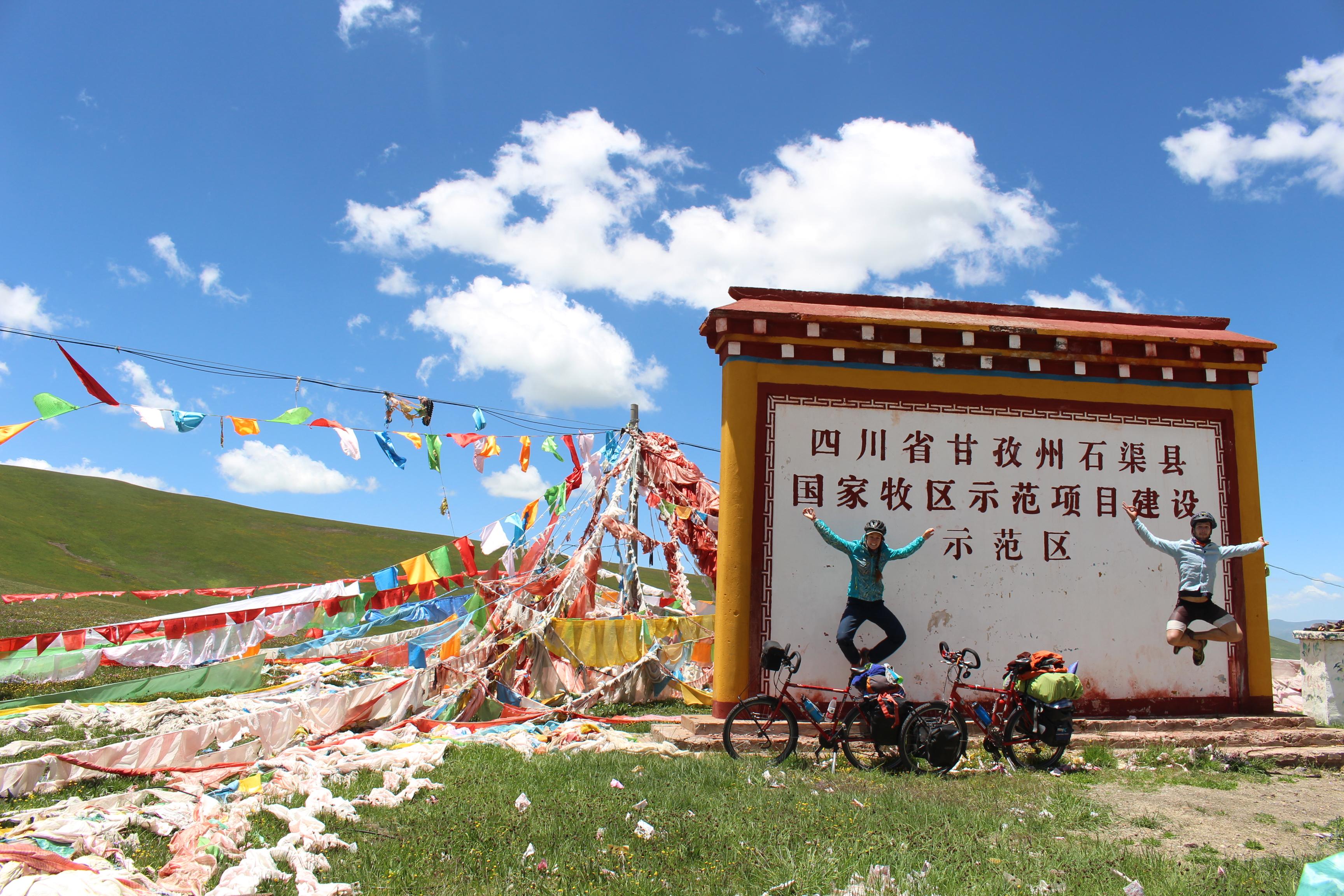 Chine - Les plateaux tibétains