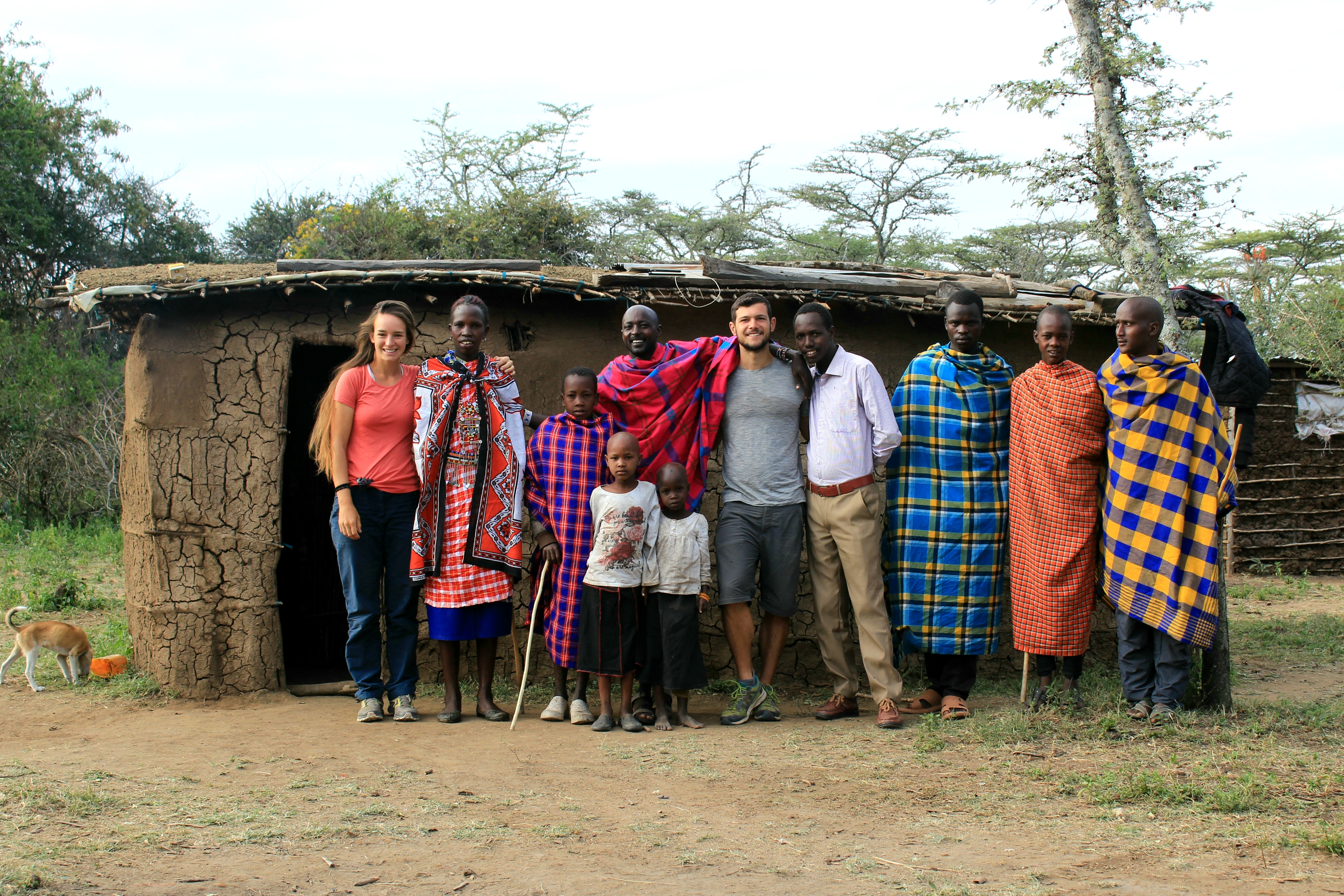 Kenya, immersion chez les Massaï