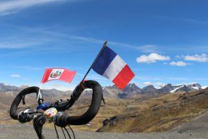 cordillère blanche, vélo, amérique du sud, cyclotourisme