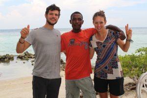 colombie, voyage à vélo, cyclotourisme, ile mucura