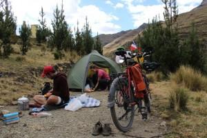 pérou vélo cyclotourisme bombheros