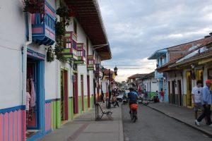 colombie vélo cyclotourisme région café bombheros