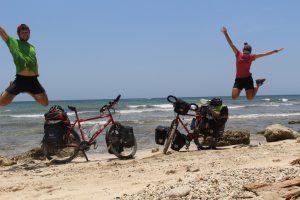 colombie, cote caraïbes, vélo, cyclotourise, bombheros