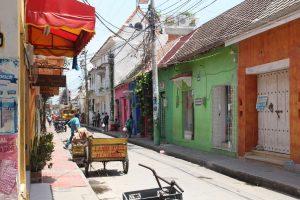 colombie, voyage à vélo, cyclotourisme, carthagène