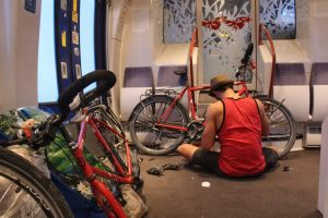 bombheros amérique du sud cyclotourisme vélo