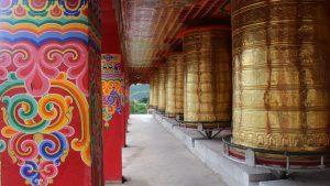 voyage à vélo, Chine, cyclotourisme, itinéraire, Tibet, Yunnan, Sichuan
