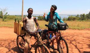 afrique artemisia vélo cyclotourisme médecine environnement éducation ONG vélo afrique