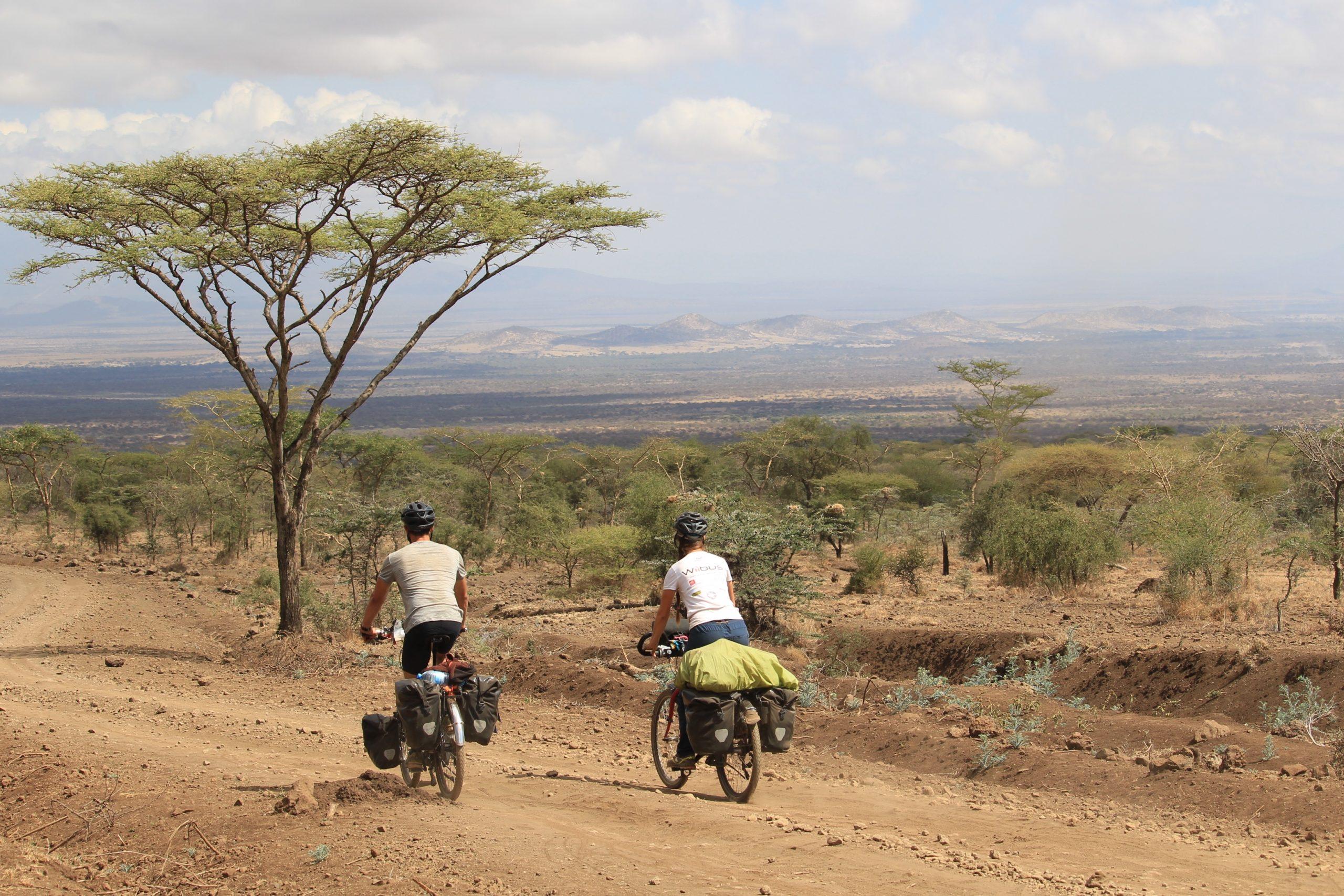 Afric'Artemisia 2019 : l'Afrique de l'Est à vélo